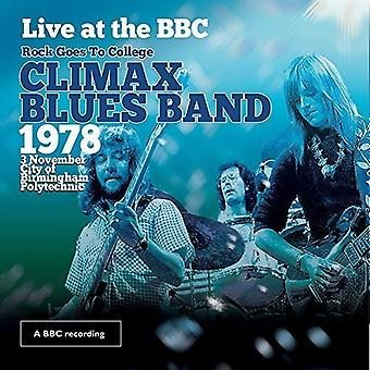 Climax Blues Band - Live at the BBC [CD] USA import