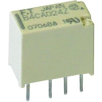 PCB relays 4.5 Vdc 2 A 2 change-overs Takamisawa F
