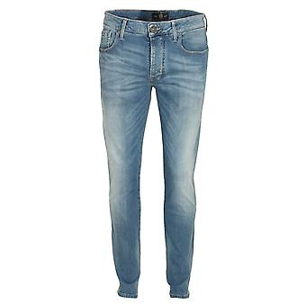 883 Polizei Laker3 aktive Flex 346 Slim Fit Jeans