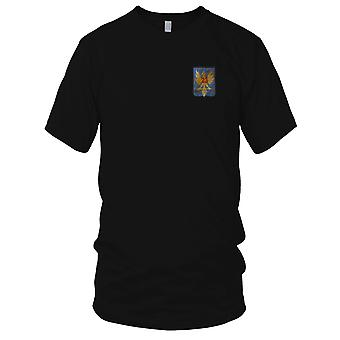 ARVN 23rd Infantry Division - Military Insignia Vietnam War Embroidered Patch - Mens T Shirt