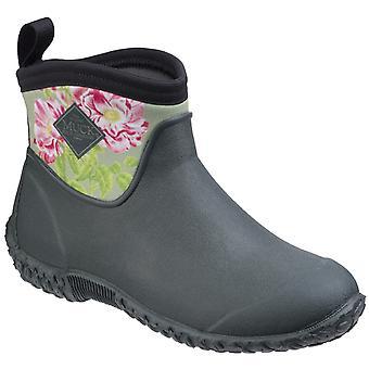 Muck støvler Muckster II ankel RHS Print havearbejde sko