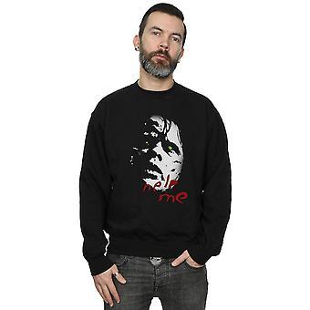 The Exorcist Men's Help Me Sweatshirt