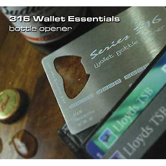 Bottle Opener - Wallet Essentials