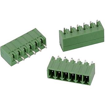 Pin enclosure - PCB 3211 Total number of pins 4 Würth Elektronik 691321100004 Contact spacing: 3.50 mm 1 pc(s)