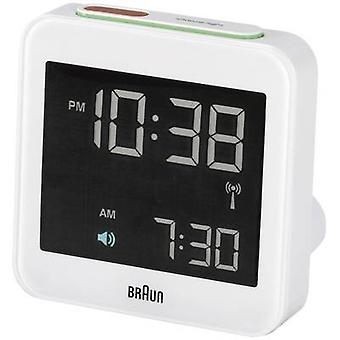 Radio Alarm clock Braun 66019 White