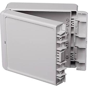 Wall-mount enclosure, Build-in casing 125 x 151 x 60 Polycarbonate (PC)