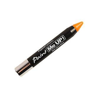 PaintGlow Pro Face Paint Sticks Orange