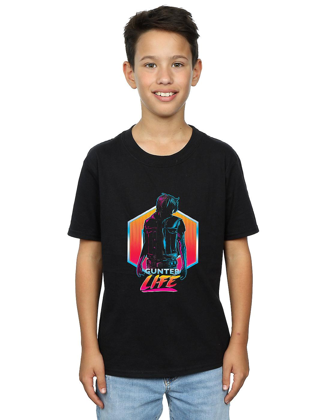 Ready Player One Boys Gunter Life T-Shirt