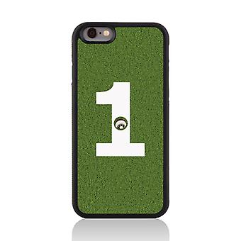 Call Candy Apple iPhone 7 Sporty Hole in One 2D Printed Case