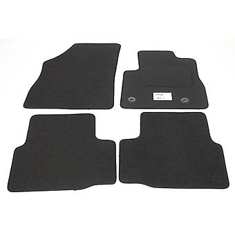 Fully Tailored car mats - Vauxhall ASTRA Estate 2015-2018