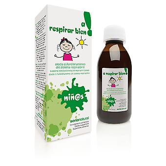 Soria Natural Pediatric Syrup 'Breath Nicely'