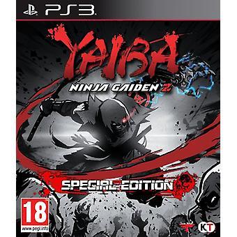 Yaiba Ninja Gaiden Z - speciale editie (PS3)