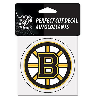Wincraft Aufkleber 10x10cm - NHL Boston Bruins