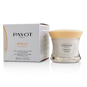 Crema Payot Nº 2 Nuage anti-rojeces antiestrés relajante cuidado - 50 ml / 1.6oz