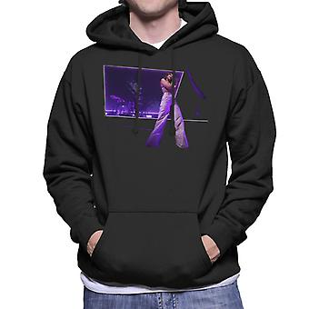 Dua Lipa At Newcastle O2 Academy 2017 Men's Hooded Sweatshirt
