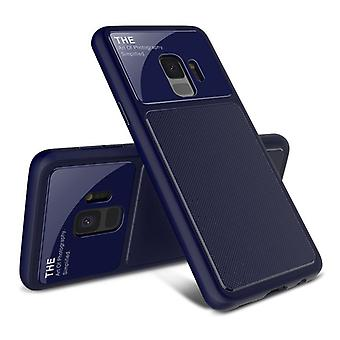 Design cover blue for Samsung Galaxy S9 plus G965F protective case cover pouch case cover new case