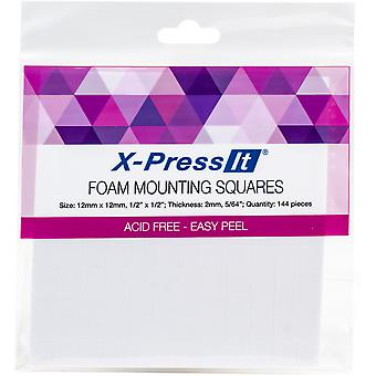 X-Press It Foam Mounting Squares .5