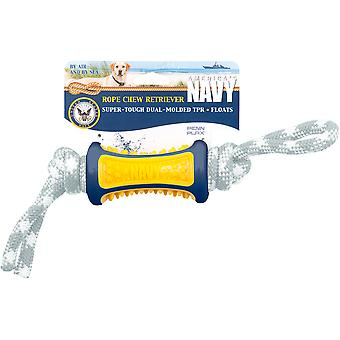 Us Navy Buoy Retrieval Rope Chew 12