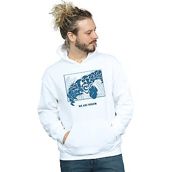 Marvel Men's Venom We Are Venom Hoodie