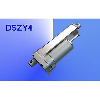 Układ napędowy Europy DSZY4-24-30-200-IP65 liniowy siłownik 24 Vdc skok 200 mm 1500 N