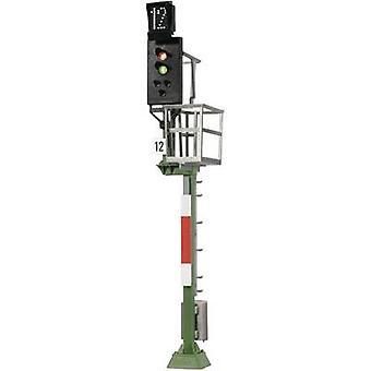 H0 Viessmann 4042 Multi-aspect colour light signal Esig light Signal Main signal Assembled DB