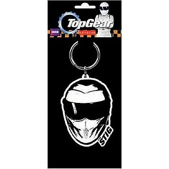 Top Gear Top Gear The Stig Flexible Keyring