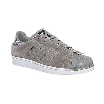 adidas Originals Superstar Junior Kinder-Sneaker Grau