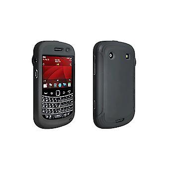 OEM-Verizon silikonfodral för BlackBerry Bold 9900/9930 (svart) (Bulk förpackning)