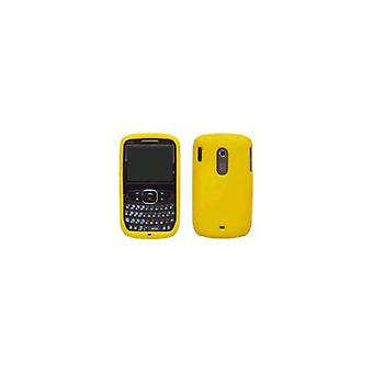 5 Pack -Wireless Solutions Gel Case for HTC S511 Snap (Yellow)