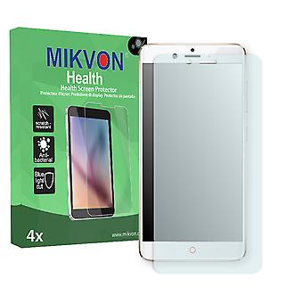Archos Diamond Alpha Screen Protector - Mikvon Health (Retail Package with accessories) (intentionally smaller than the display due to its curved surface)