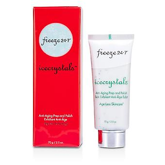 Freeze 24/7 IceCrystals Anti-Aging Prep & Polish 70g/2.5oz