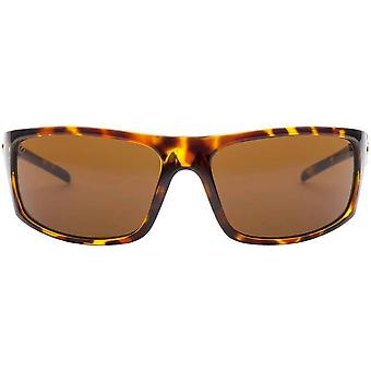 Electric California Tech One Sunglasses - Tortoise Shell/Polarized Bronze