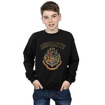Harry Potter Boys Varsity Style Crest Sweatshirt