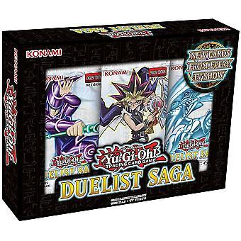 Yu-Gi-Oh! Duelist Saga Booster Pack 3 p card games