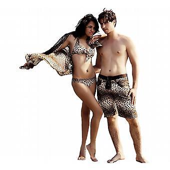Waooh - Strand - Leopard Sarong