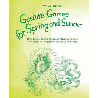 Gesture Games for Spring and Summer - Hand Gesture Games - Songs and M