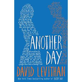 Another Day by David Levithan - 9781405273435 Book