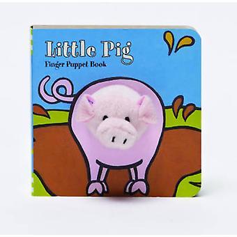 Little Pig Finger Puppet Book by ImageBooks - 9781452108179 Book