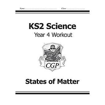 KS2 Ciencia cuatro ejercicios - Estados de la materia por CGP libros - CGP Bo