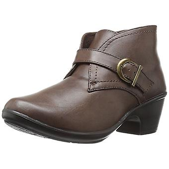 Easy Street Womens Banks Closed Toe Ankle Fashion Boots