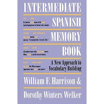 Spanische Zwischenspeicher Buch - ein neuer Ansatz zur Wortschatz Buildi
