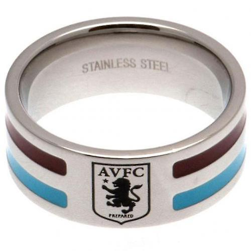 Aston Villa Colour Stripe Ring Large