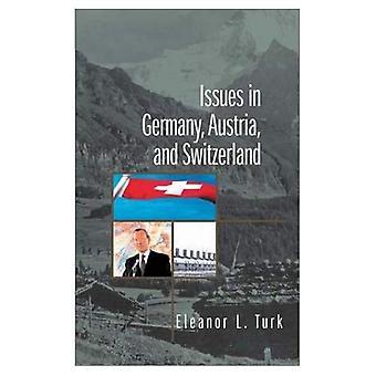 Problem i Tyskland, Österrike och Schweiz