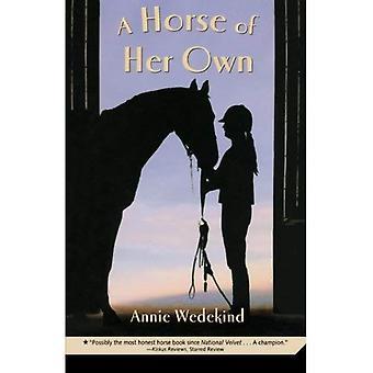 Un cheval de sa propre