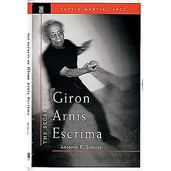 Los secretos de Giron, Arnis Escrima (artes marciales de Tuttle)