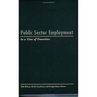 Beschäftigung im öffentlichen Sektor in einer Zeit des Übergangs