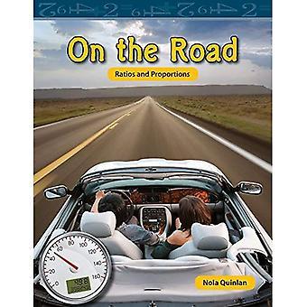 Sur la route: Ratios et Proportions (mathématiques lecteurs)
