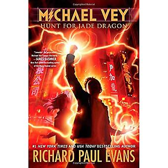 Michael Vey 4: Hunt for Jade Dragon (Michael Vey (Hardcover))