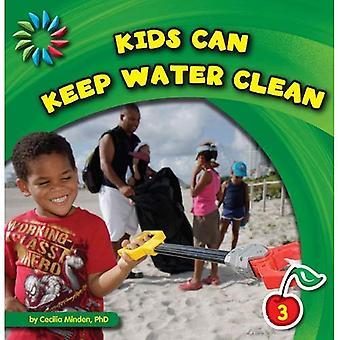 Barnen kan hålla vattnet rent