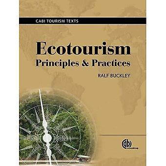 Ecotoerisme: Principles and Practices (CABI toerisme teksten): Principles and Practices (CABI toerisme teksten) [ingekort] [gesproken boek] [verzamelbox] [Illustrated] [grote Print]